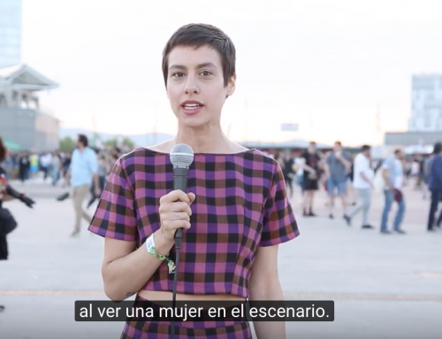 Tom Tom TV: The Importance of Women Musicians, Primavera Sound 2017, Barcelona
